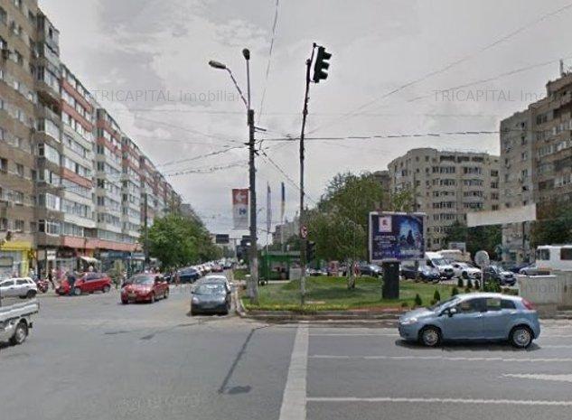 Piata Iancului, trafic pietonal intens, 80 mp - imaginea 1