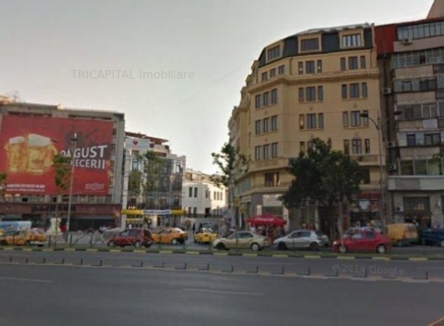 Blvd-ul I.C.Bratianu, 140 mp, stradal, trafic pietonal intens - imaginea 1
