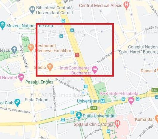 Vanzare spatiu comercial, stradal Bd-ul Nicolae Balcescu - Universitate - imaginea 1