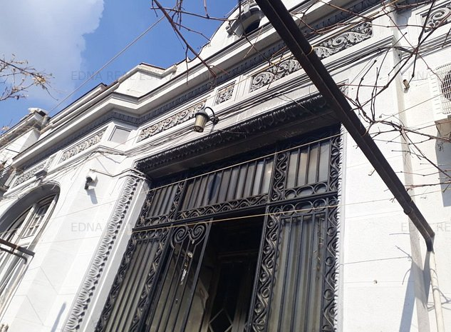 Casa Cismigiu interbelica - imaginea 1
