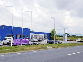 Vânzare spaţiu industrial în Targu-Jiu, Central