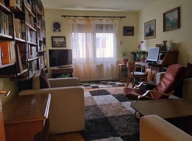 7 Noiembrie, str.Gh.Marinescu, de inchiriat apt. 4 camere,mobilat si utilat - imaginea 1