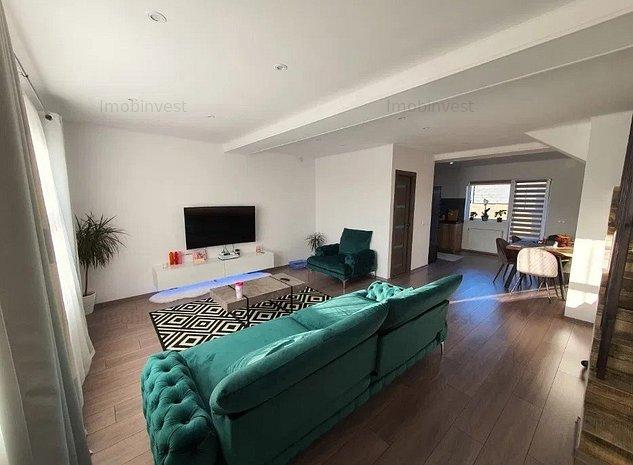 Unirii,casa noua cu 3 dormitoare plus living,450 mp teren - imaginea 1
