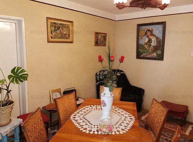 Apartament trei camere, zona Traian. - imaginea 1