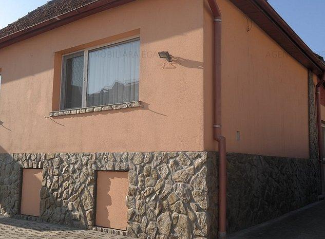 Casa si teren Calimanesti - Valcea. - imaginea 1