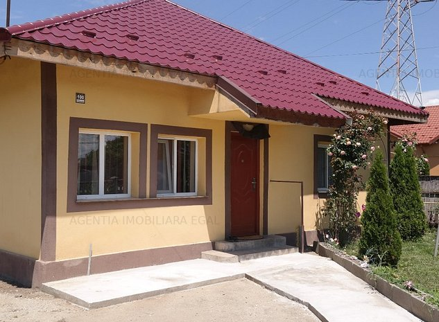 Casa, anexe, si gradina, Rm Valcea-Raureni. - imaginea 1