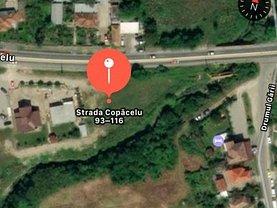Teren constructii de vânzare, în Râmnicu Vâlcea, zona Copăcelu