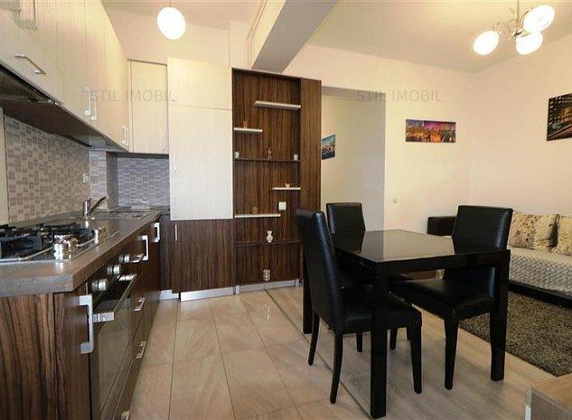 Apartament 2 camere Pacurari -  Concept Residence - imaginea 1