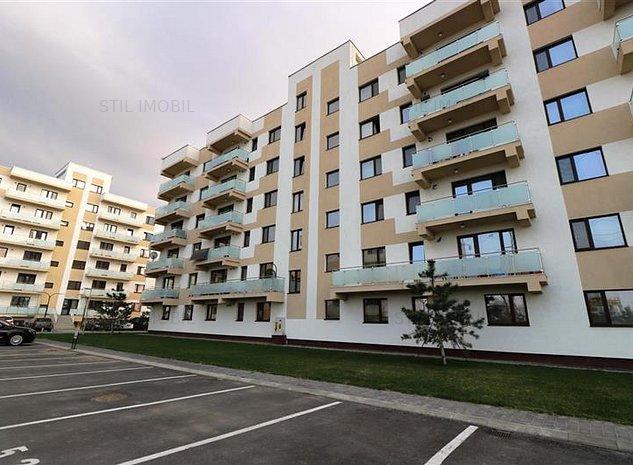 Apartament 2 camere decomandat NOU Bucium - imaginea 1