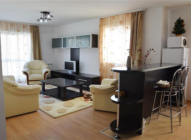 Apartament 3 camere decomandat, NOU, Tatarasi 400 euro - imaginea 1