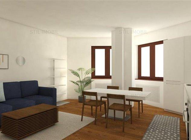 Apartement 2 camere,66mp, Nicolina -Platou Galata - imaginea 1