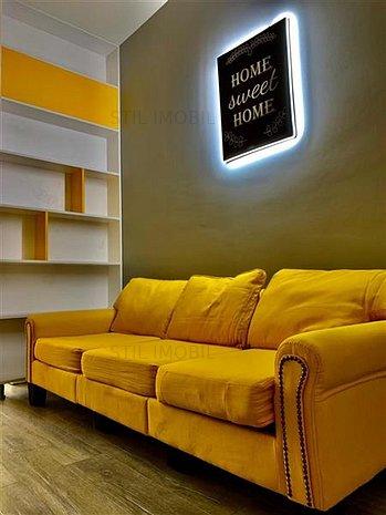 Apartament 2 camere ,Pacurari,bloc nou-prima inchiriere - imaginea 1