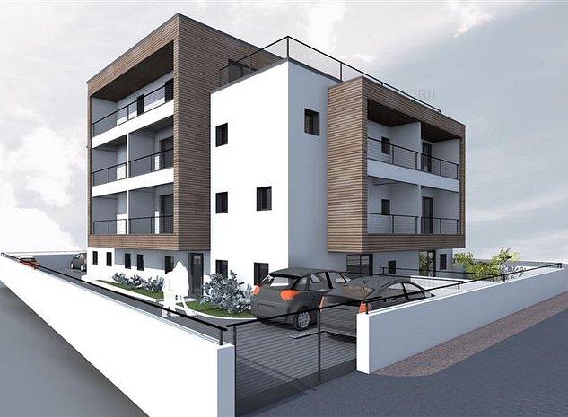 Apartament o camere Granit - 34.600Euro - imaginea 1