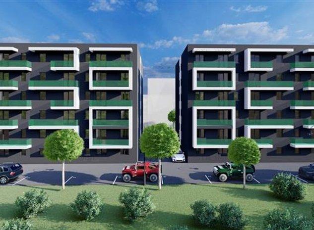 Apartament 1 camera 37 mp  Bellaria- Visan Rate la dezvoltator - imaginea 1