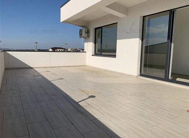 55.000e PACURARI-POPAS 1c 38mp+45mp terasa bloc nou - imaginea 1
