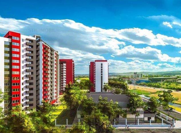 Apartament NOU 2 camere Iulius Mall - River Towers - imaginea 1