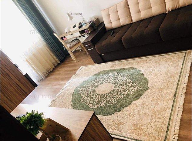 Apartament 2 camere decomandat, mobilat si utilat, etaj 1, Galata - imaginea 1