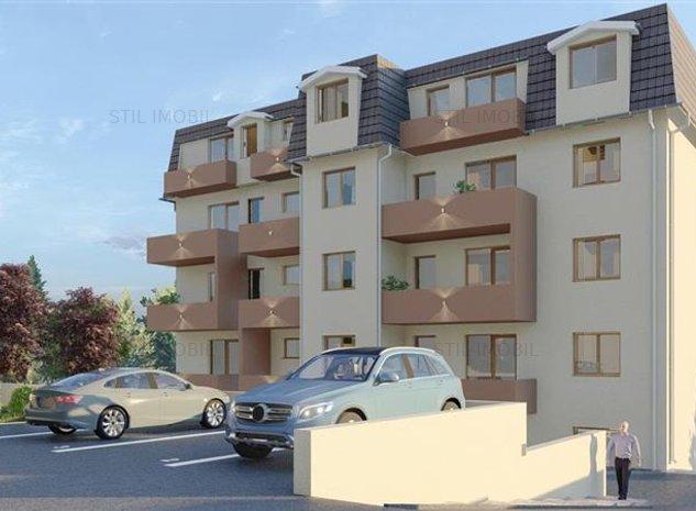 Apartament cu 3 camere decomandat, 70mp, Pacurari Rond Sos Rediu - imaginea 1