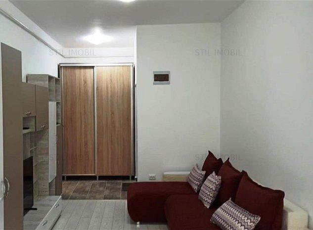 Apartament 1 camera-PRIMA INCHIRIERE-NICOLINA - imaginea 1