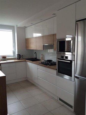 Ultimul apartament, 2 camere NOU, 59500Euro, Comision 0% Bucium - imaginea 1
