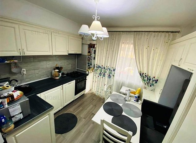Apartament 2 camere,Bucium-Lidl,partial mobilat+terasa 35mp - imaginea 1