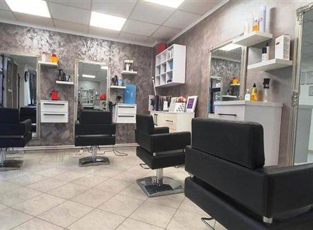Salon cosmetica/coafura NOU zona Cug-Nicolina - imaginea 1