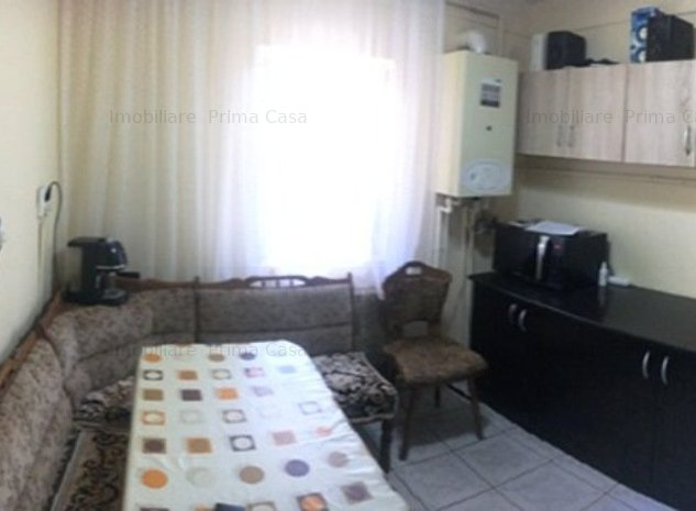 Granicerilor 4 camere decomandat, 60.000E - imaginea 1