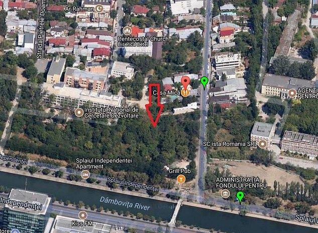 Teren 4.449 mp situat în București, str. Petre Popovăț, Nr. 82-86, Sector 6 - imaginea 1