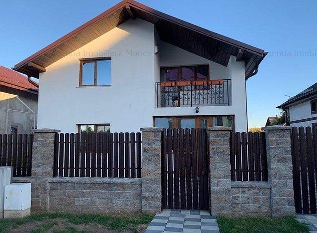 Casa P+M, zona Cismea, constructie 2018, teren 300 mp - imaginea 1