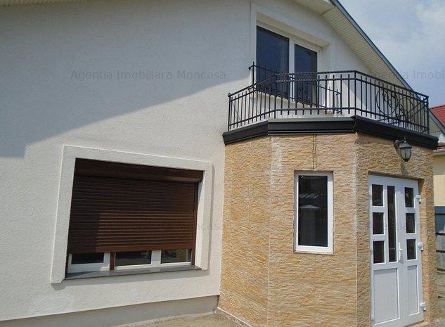 Casa la sol cu 4 camere, zona foarte linistita, Bulevard - imaginea 1