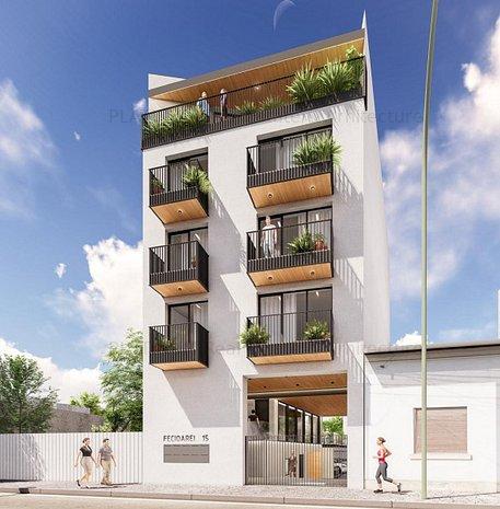 Proiect Rezidential de tip Boutique - La Boheme Residence - imaginea 1