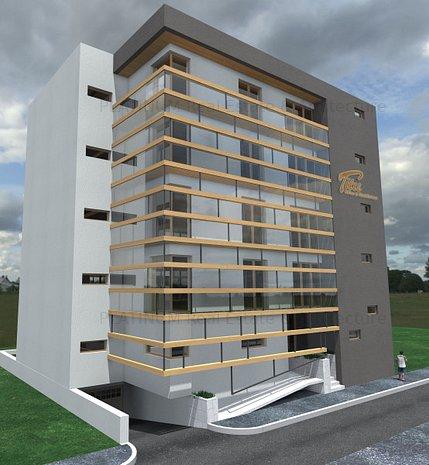 Apartament 2 camere - Piata Domenii - Imobil nou - 72 m2 - imaginea 1