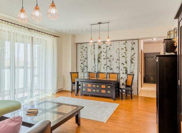 Apartament 3 camere - 95 m2 - Traian/Calea Mosilor - imaginea 1