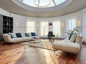 Penthouse de închiriat 3 camere în Bucuresti, Rosetti