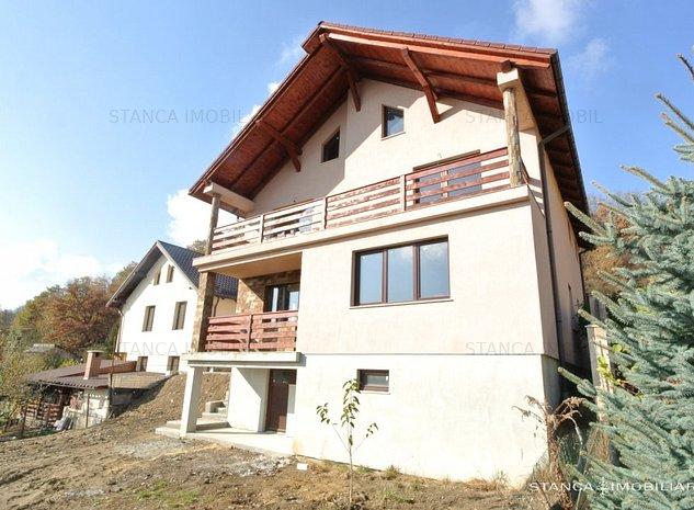 Casa 240 mp si 5 arii teren, zona Strada Calea Clujului - imaginea 1