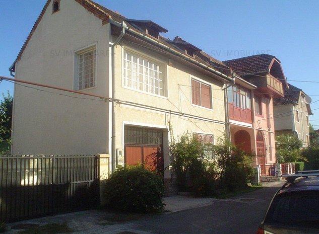 Vind casa in Caransebes in cartierul rezidential Teius - imaginea 1