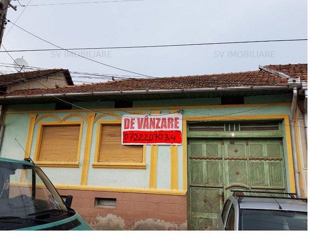 Vand casa cu gradina,curte si anexe in Loc. Plugova ,Jud Caras-Severin - imaginea 1