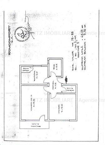INVESTITIE!  Ap. 2 camere decom., et.3/7 - BUCURESTI - Parcul CAROL - imaginea 1