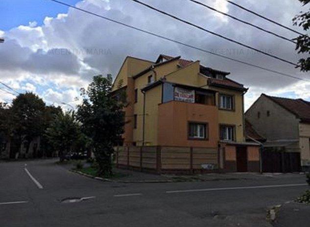 Casa parter si 2 etaje situata semicentral- Corvinilor - imaginea 1