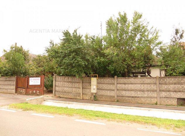 Casa mica cu teren 10 ari zona Lucian Blaga - imaginea 1