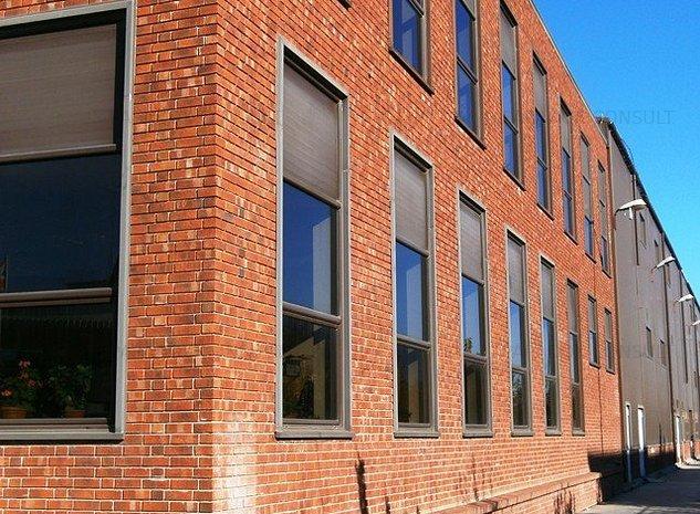 Birouri moderne, stil industrial - imaginea 1