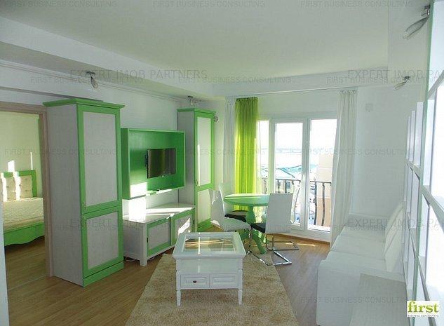 Apartament 2 cam modern/ piscina gratuit/sala fitness - imaginea 1