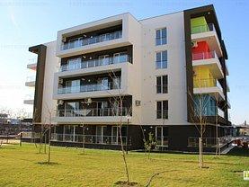 Apartament de închiriat 3 camere, în Otopeni, zona Nord