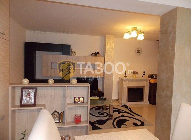 Apartament de vanzare la casa cu 3 camere in Sibiu zona Gusterita - imaginea 1
