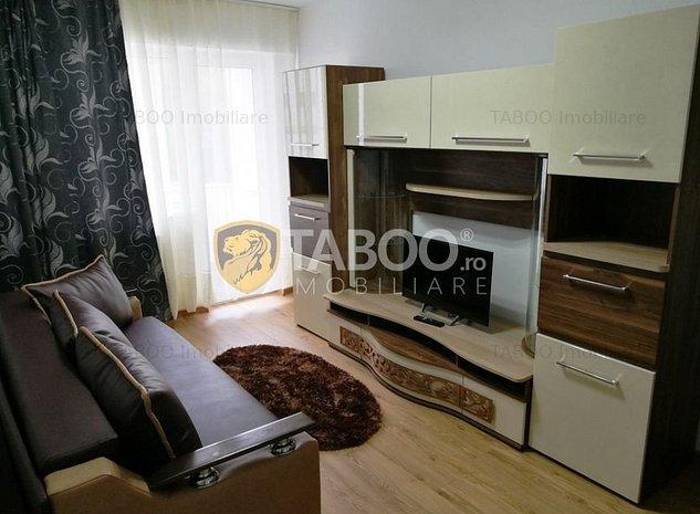 Apartament modern 2 camere si parcare de inchiriat Mihai Viteazu Sibiu - imaginea 1