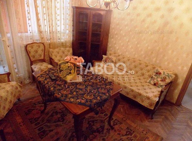 Apartament cu 2 camere etaj 1 de inchiriat in zona Mihai Viteazu - imaginea 1