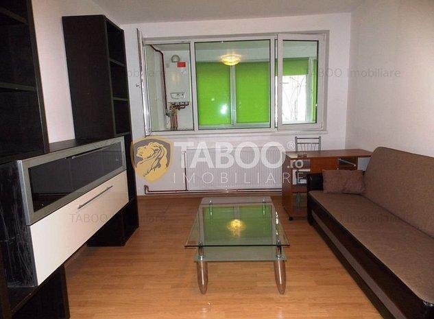 Apartament cu 2 camere de inchiriat zona Mihai Viteazu in Sibiu - imaginea 1