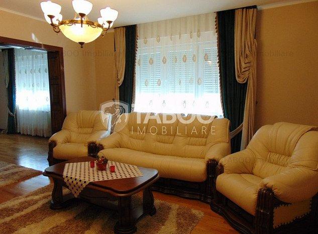 Apartament de lux la vila cu 4 camere si 5 locuri de parcare Turnisor - imaginea 1