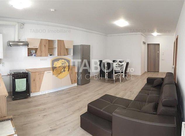 Apartament de vanzare cu 2 camere la cheie si gradina  in Sibiu - imaginea 1
