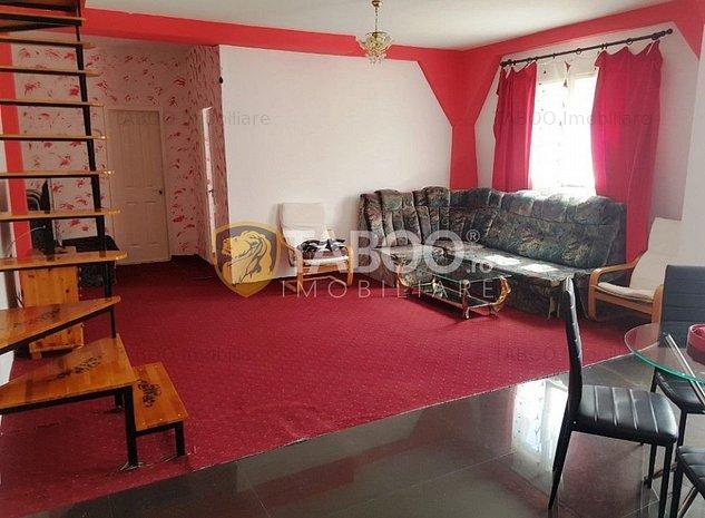 Apartament cu 4 camere de inchiriat 128 mp Nicolae Iorga din Sibiu - imaginea 1